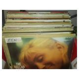 40 record albums, 12-inch vinyl