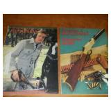 Large lot of Vintage American Rifleman Magazines