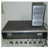 Realistic DX - 160 5 band receiver.