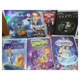 CDs, DVD