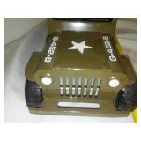 Tonka army jeep g