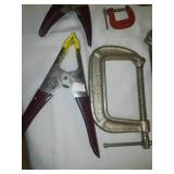 13 c - clamp, spring clamp