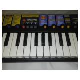 Yamaha PSS - 14 keyboard - AC DC.