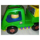Shellcore truck - Little Tikes, 15in. Excellent