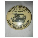Western Minnesota steam Threshers reunions 1961 and 1964