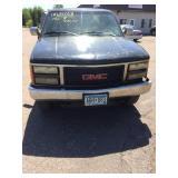 1993 GMC Sierra Truck