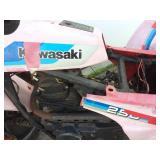 1985 Kawasaki 3-Wheeler