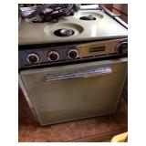 Camper / RV Gas Stove and Vent