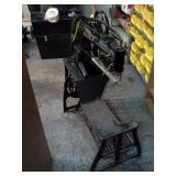 Adler Leather Sewing Machine, Accessories, Industrial Clutch Motor