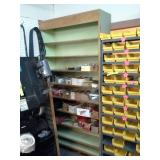 Lot of (2) 9-Shelf Bookcases