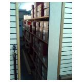Work Bench and Shelving Units