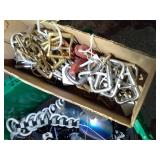Shoe Buckles and Misc. Parts