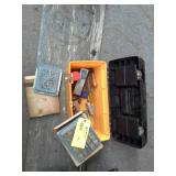 Shoe Design Tools - Letters, Rollers, Various Hand Tools