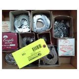 Metal Shoe Heel Plates