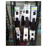 Shoelaces, Shoelace Display Rack, Extra Parts
