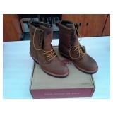 Red Wing 4417  Size 10 E2 Men