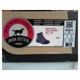 Red Wing Irish Setter 83201  Size 7 B Women