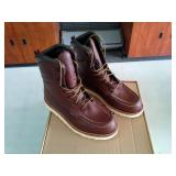Red Wing 411  Size 9.5 D Men