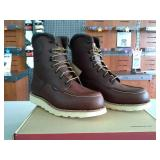 Red Wing 411  Size 10 D Men