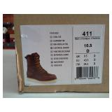 Red Wing 411  Size 10.5 D Men