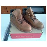 Red Wing 2156  Size 10.5 D Men