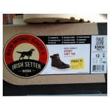 Red Wing Irish Setter 83605  Size 12 D Men