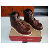 Red Wing 2415  Size 9 D Men