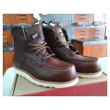 Red Wing 6707  Size 10 D Men