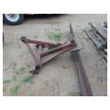 3-Point Scrapper Blade