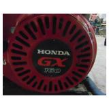 Water Pump With Honda Engine