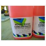 (2) House Wash Detergent