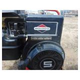 Water Pump With Briggs & Stratton Engine