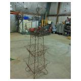 Wire Decorative Stand