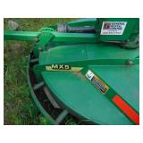 John Deere MX5 Three Point Brush Cutter