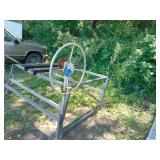 Hewitt Roll-A-Dock Watercraft Lift