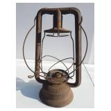 Antique Dietz Oil Lantern