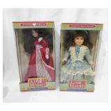 Lot of Porcelain Dolls