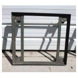 Dual Purpose Rolling Mobile Base Steel Iron Dollies