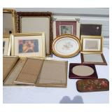 Huge Lot of Picture Frames