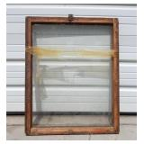 Vintage Single Pane Window