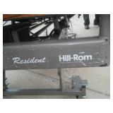 Hill - ROM Resident Hospital LONG TERM CARE bed