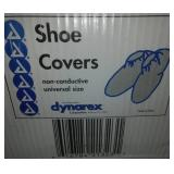Shoe covers by dynarex Corp.
