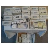 Two dozen UMP infrared bedside monitors, some mounting brackets and more.