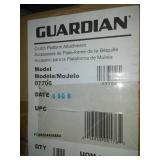 Guardian crutch platform attachment. 2 - left and right - new in box.