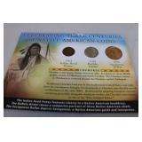 1094 1928 2000P coin set...