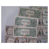 1957 Silver Certificates...