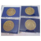 Lot of space flight commemorative c...
