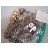 $10.00 value coins 1960 - 1975 date...