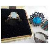 Turquoise Rings and more...