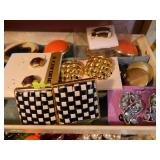 Jewelry Box Full of Vintage Jewelry